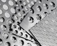 2205 Duplex Stainless Steel Perforated Sheet