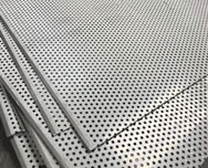 ASTM A240 GR S31803 Perforated Sheet