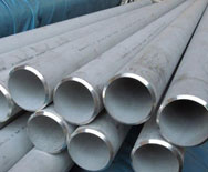 ASTM A312 F321 Stainless Steel Round Pipes