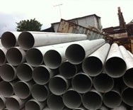 ASTM A312 Tp 316ti Round Pipes