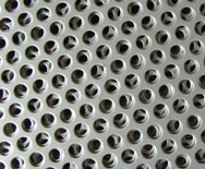 ASTM B424 Alloy 825 Perforated Sheet