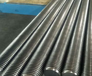 F11 Alloy Steel Threaded Bars